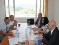 THE MANAGEMENT OF HEC GORNA ARDA DISCUSSED THE HYDROPOWER PROJECT'S DEVELOPMENT WITH OFFICIALS IN KARDZHALI, SMOLYAN AND ARDINO